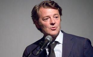 François Baroin, à Dijon, le 24 juin 2021.