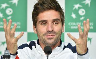Arnaud Clément a été capitaine de l'équipe de France de Coupe Davis.