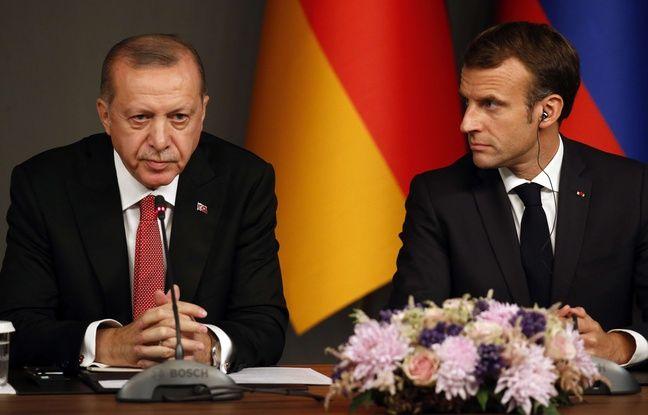 Offensive turque contre les Kurdes: Ankara prend le «risque d'aider Daesh à reconstruire son califat», estime Emmanuel Macron