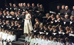 Premier concert citoyen à Strasbourg (Illustration d'un concert de l'orchestre philharmonique de  Gyor).