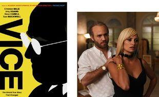 «Vice» et «The Assassination of Gianni Versace: American Crime Story» cumulent le plus de nominations aux Golden Globes 2019.