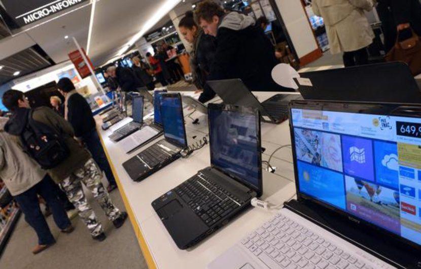 Les ventes de PC repartent à la hausse depuis l'annonce de l'arrêt de Windows 7