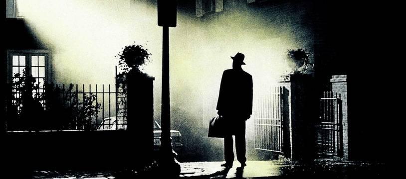 L'affiche du film original de William Friedkin