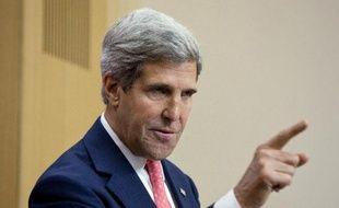 Les Etats-Unis sont prêts à discuter avec la Russie pour déterminer si leur proposition de placer l'arsenal chimique syrien sous contrôle est digne de foi, a déclaré lundi un conseiller du président américain Barack Obama.