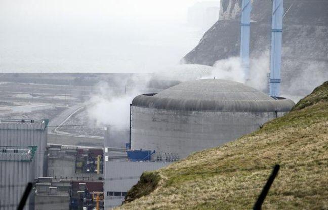 La centrale nucléaire de Penly (Seine-Maritime), le 6 avril 2012.