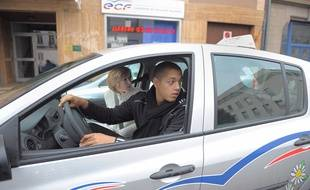 Une séance de conduite à Strasbourhg (photo d'illustration)
