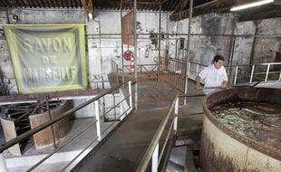 La Savonnerie du Fer à Cheval a six repreneurs potentiels pour revitaliser le site de la première usine de production de savon de Marseille des Bouches-du-Rhône.