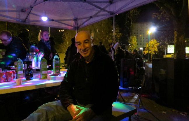 Yazid Kherfi, le fondateur de Médiation Nomade