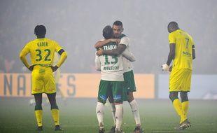 Nantes s'incline pour la 4e fois de rang en Ligue 1.
