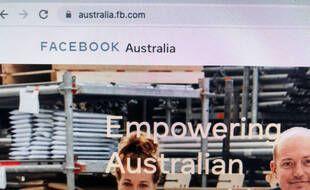 Facebook a bloqué, temporairement, des articles de presse en Australie
