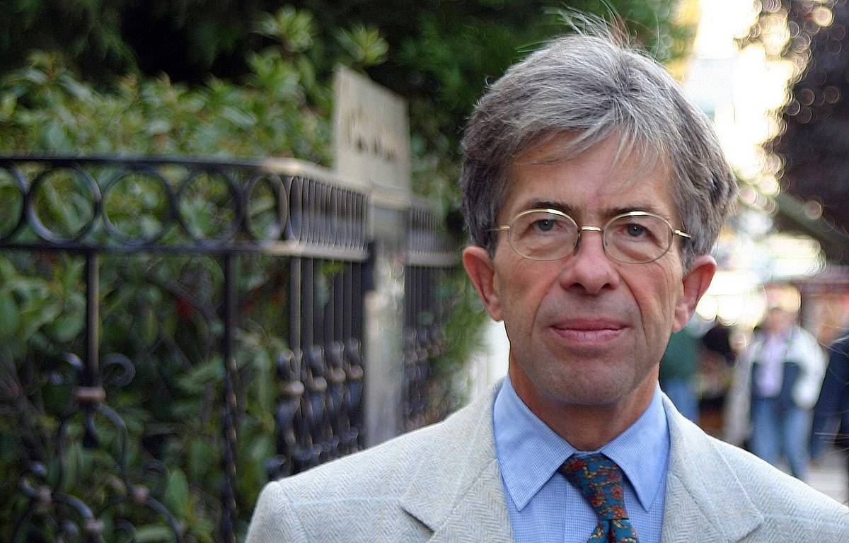 L'ancien juge Jean-Michel Lambert, en charge de l'affaire Grégory dans les années 80, a été retrouvé mort à son domicile le 11 juillet 2017 (photo de 2004). – TRAVERS/SIPA
