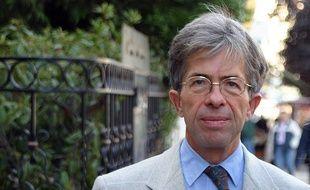 L'ancien juge Jean-Michel Lambert, en charge de l'affaire Grégory dans les années 80, a été retrouvé mort à son domicile le 11 juillet 2017 (photo de 2004).