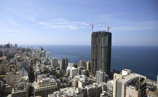 Une vue Beyrouth, en avril 2014.