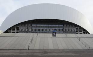 Le nouveau stade Vélodrome à Marseille.