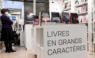 La librairie des Grands Caractères (5e arrondissement)