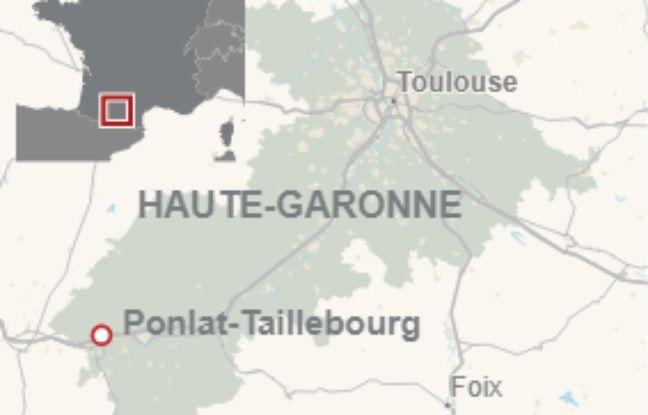 Ponlat-Taillebourg en Haute-Garonne.