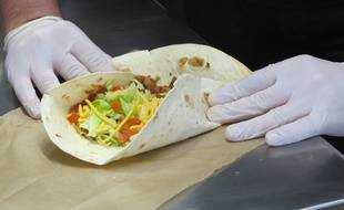 Un restaurant O'Tacos a été inauguré à Valenciennes (illustration).