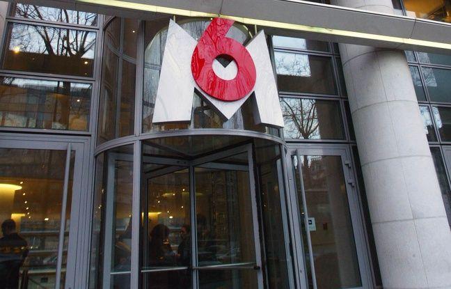 Au siège du groupe M6, à Neuilly.