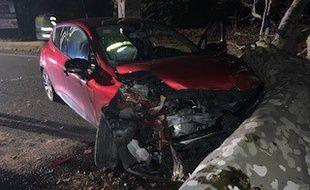 Une conductrice avait été grièvement blessée en février dernier.