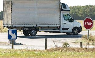 Ilustration d'un camion.