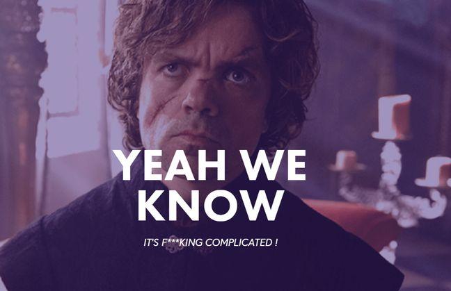 Tyrion Lannister compatit. (www.faislebilancalmement.com)