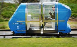 Urbanloop, un nouveau moyen de transport écologique et bon marché