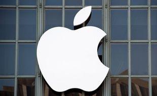 Image d'illustration de la firme Apple.