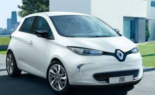 La Renault Zoé