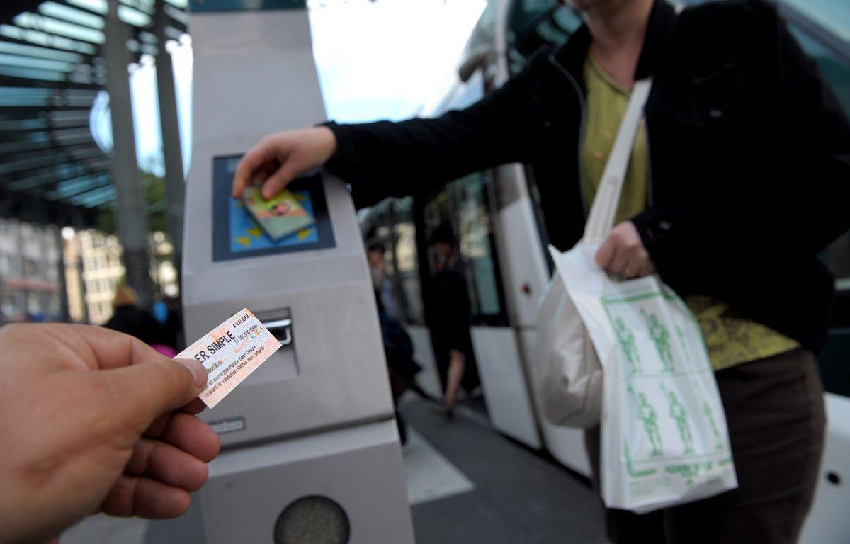 Strasbourg: une nouvelle hausse des tarifs dans les trams et bus de la CTS(Illustration) – G. VARELA / 20 MINUTES