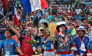 Coupe du monde 2018: «Les Bleus, c'est la jeunesse, l'insouciance et en même temps le talent», ils nous parlent de l'équipe de France