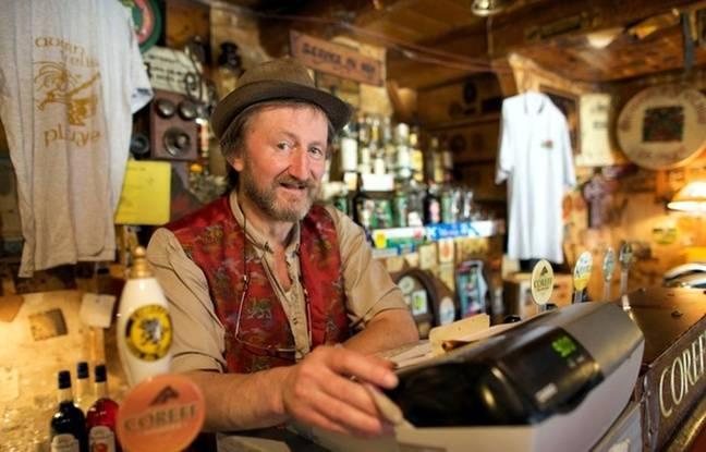 Bernard « Byn » Walters gère le Ty Élise depuis 1979.