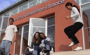 Ecole de la deuxième chance à Marseille