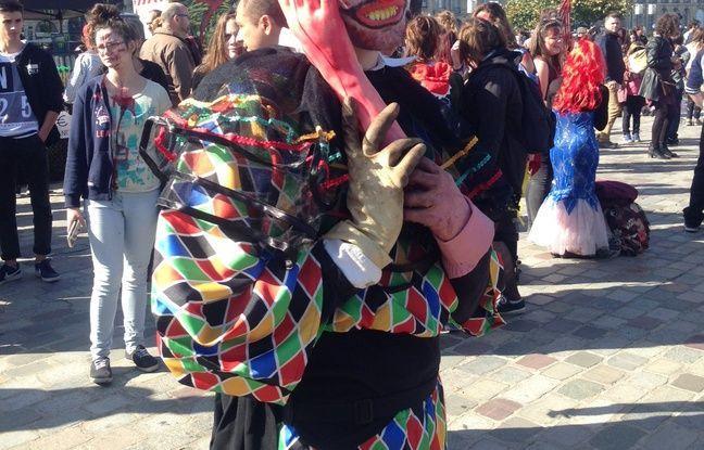 Un clown qu'on invitera pas à l'anniversaire du petit frère.