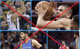 Ni Gobert, ni Batum, ni Kanter, ni Teodosic ne seront présents à l'Eurobasket