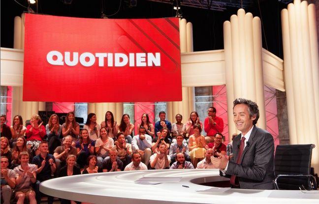 Ce lundi à 19h10 sur TMC, Yann Barthès présente le tout premier numéro de sa nouvelle émission «Quotidien»