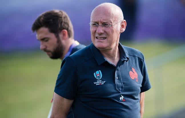 Coupe du monde de rugby: Bernard Laporte estime que la compétition «est réussie» pour les Bleus