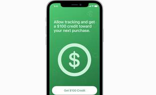 Apple bannira les apps qui achètent les utilisateurs pour qu'ils acceptent d'être trackés