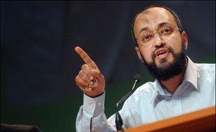 Hani Ramadan en 2007.