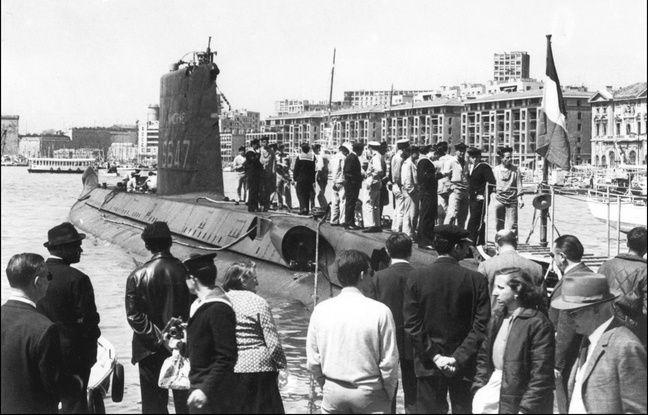 VIDEO. Toulon: L'épave du sous-marin « La Minerve», disparu en 1968, a été retrouvée