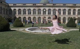 Un Intermède musical avait été organisé le 10 avril 2020 par l'Opéra, dans la cour de l'hôpital Saint-André de Bordeaux
