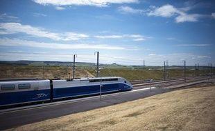 La ligne nouvelle Provence Côte d'Azur entend désaturer les nœuds ferroviaires de Marseille, Toulon et Nice. (Photo d'illustration)