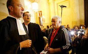 Les victimes de la catastrophe de Brétigny étaient reçues le 9 mai 2016 par les juges d'instruction à Paris