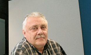 Le directeur de la nouvelle chaîne, Hervé Raynaud (archives).