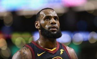 LeBron James sous le maillot des Cleveland Cavaliers, c'est terminé.