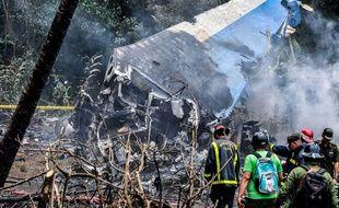 A bord de l'appareil se trouvaient 107 passagers dont 102 Cubains et un équipage mexicain de six personnes.