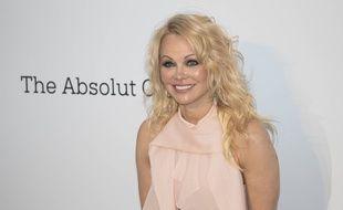 L'actrice et activiste Pamela Anderson