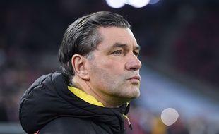 Michael Zorc, le directeur sportif du Borussia Dortmund
