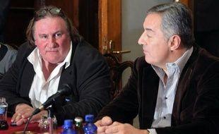 """L'acteur français Gérard Depardieu, qui ne s'est pas présenté devant la justice française, a affirmé depuis Podgorica être """"prêt"""" à s'y présenter """"quand ils veulent"""", à l'issue d'un entretien avec le Premier ministre monténégrin Milo Djukanovic."""