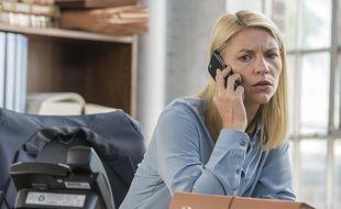 Claire Danes dans la saison 6 de «Homeland»