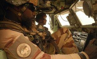 Des soldats de l'opération Barkhane au Mali, en 2019. (archives)